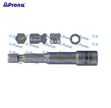 Đầu vặn vít thép PRONA M0665P