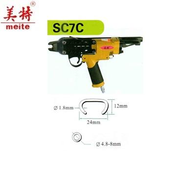 Máy bắn đinh C dùng hơi MEITE SC7C