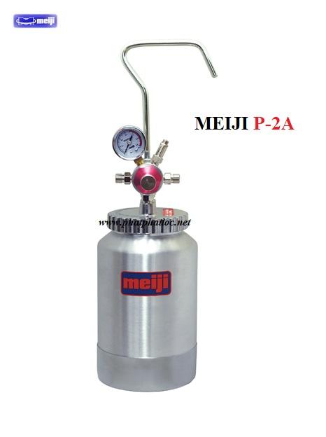 Bình phun sơn 2 Lít MEIJI P-2A
