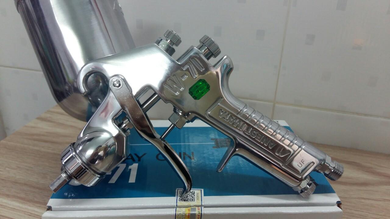 Cần mua súng phun sơn chính hãng tại TP.HCM