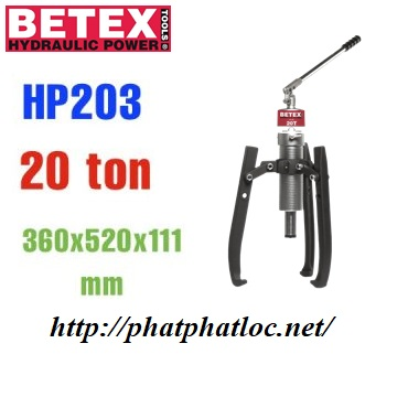Cảo thủy lực 30 tấn BETEX HP303