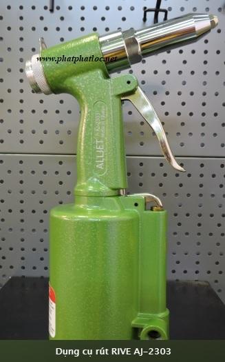 Dụng cụ rút đinh ri vê dùng hơi ALLJET AJ-2303