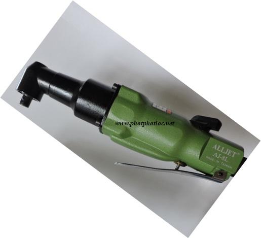 Dụng cụ siết vít cong 90 độ dùng hơi ALLJET AJ-8L