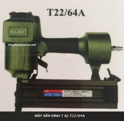 Máy bắn đinh Bê tông dùng hơi ALLJET AJ-T2264A