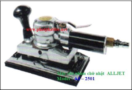 Máy chà nhám hình chữ nhật ALLJET AJ-2501