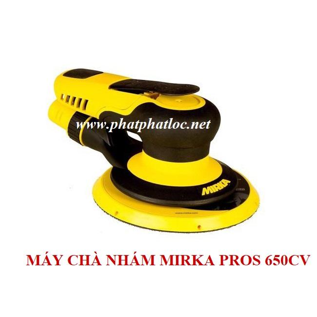 Máy chà nhám Mirka PROS 650CV