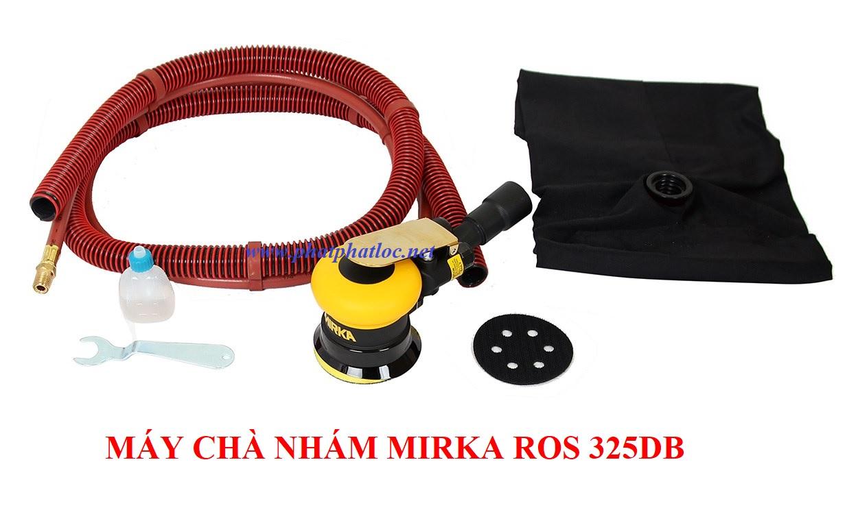Máy chà nhám Mirka ROS 325DB 77mm