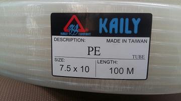 Ống dẫn sơn PE KAILY 7.5x10mm