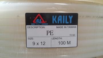 Ống dẫn sơn PE KAILY 9x12mm