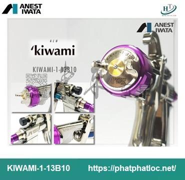 Súng phun màu ô tô Kiwami-1-13B10 Anest Iwata