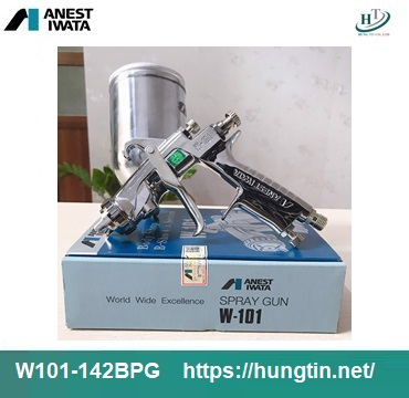 Súng phun sơn Anest iwata W101-142BPG