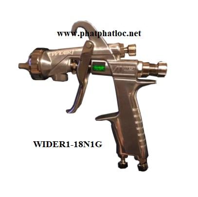 SÚNG PHUN SƠN ANEST IWATA WIDER1-18N1G