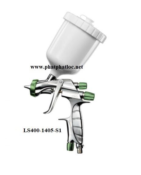 Súng phun sơn màu gốc nước 1.3mm Iwata LS-400-1405-S1