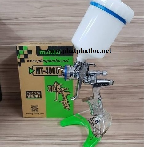 Súng phun sơn MEITE MT-4000 Thuộc dòng SATA của Đức