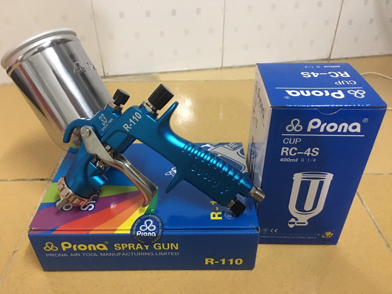 Súng phun sơn PRONA R110-G15