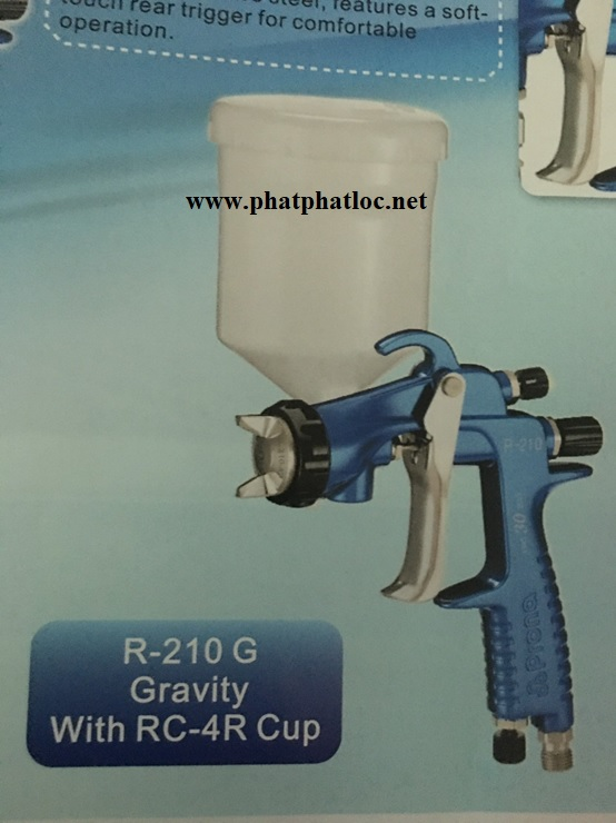 Súng phun sơn PRONA R210-G15/ G18/ G20/ G25