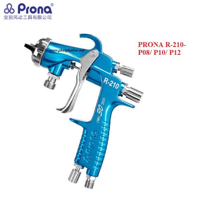 Súng phun sơn PRONA R210-P08/ P10/ P12