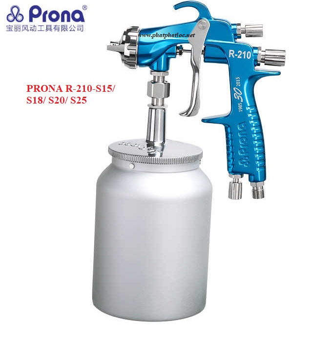 Súng phun sơn PRONA R210-S15/ S18/ S20/ S25