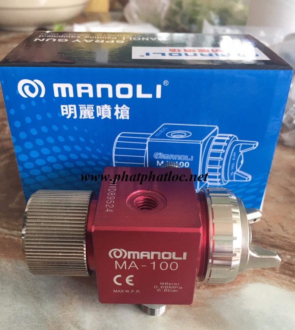 Súng phun sơn tự động MANOLI MA-100-082P/ 102P/ 132P/ 152P/ 182P