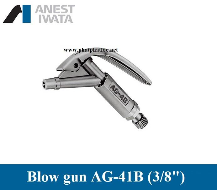 Súng xịt bụi Anest Iwata AG-41B