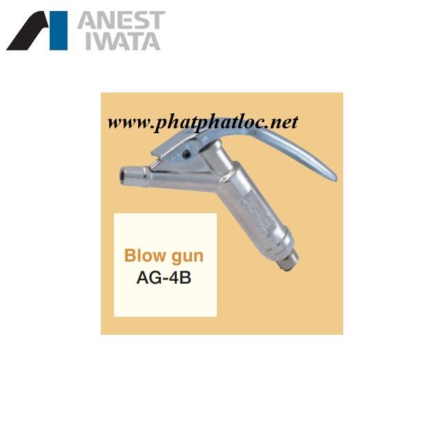 Súng xịt bụi Anest Iwata AG-4B